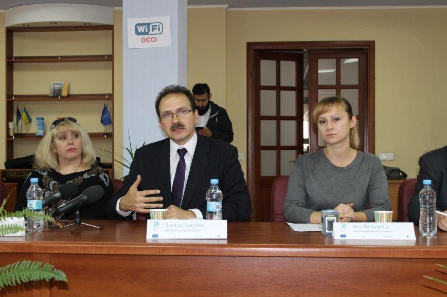 В Краматорске подписали соглашение о сотрудничестве в рамках проекта «Общественный пояс Донбасса», фото-2
