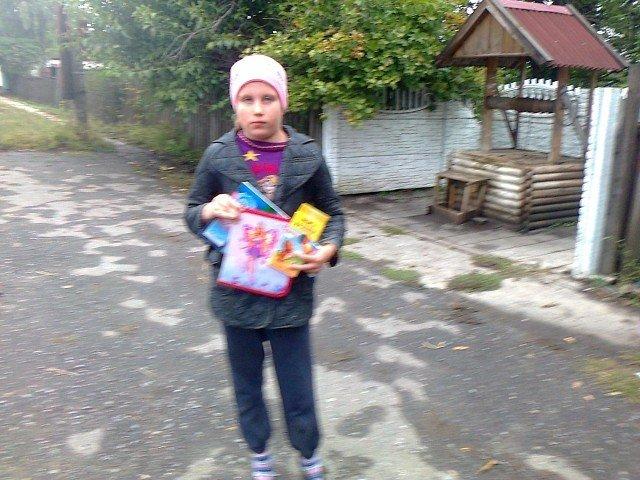 Школьники села Светлое получили помощь от районных депутатов, фото-2