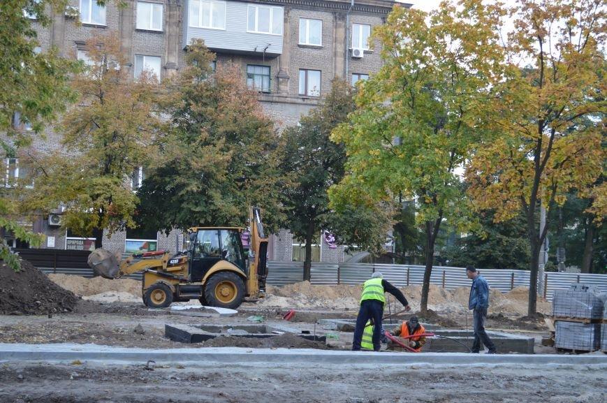Реконструкция проспекта Маяковского: что уже сделали, - ФОТОРЕПОРТАЖ, фото-8