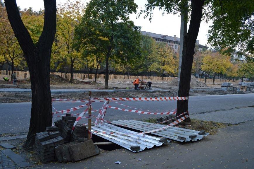 Реконструкция проспекта Маяковского: что уже сделали, - ФОТОРЕПОРТАЖ, фото-3