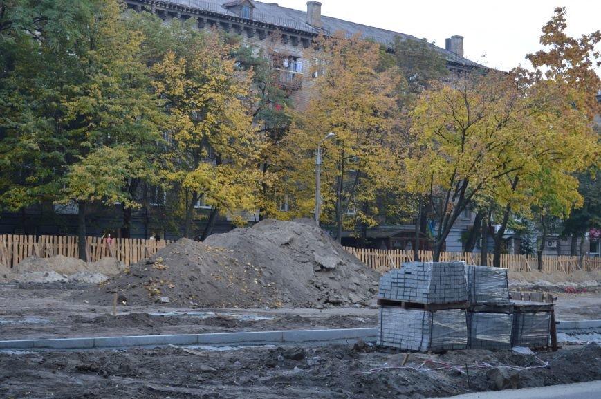 Реконструкция проспекта Маяковского: что уже сделали, - ФОТОРЕПОРТАЖ, фото-5
