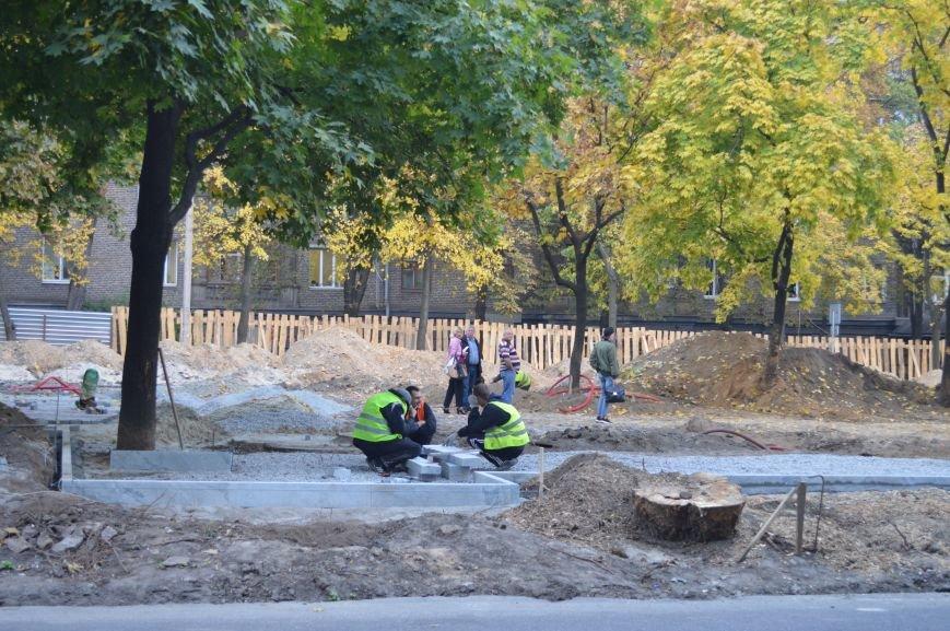 Реконструкция проспекта Маяковского: что уже сделали, - ФОТОРЕПОРТАЖ, фото-1