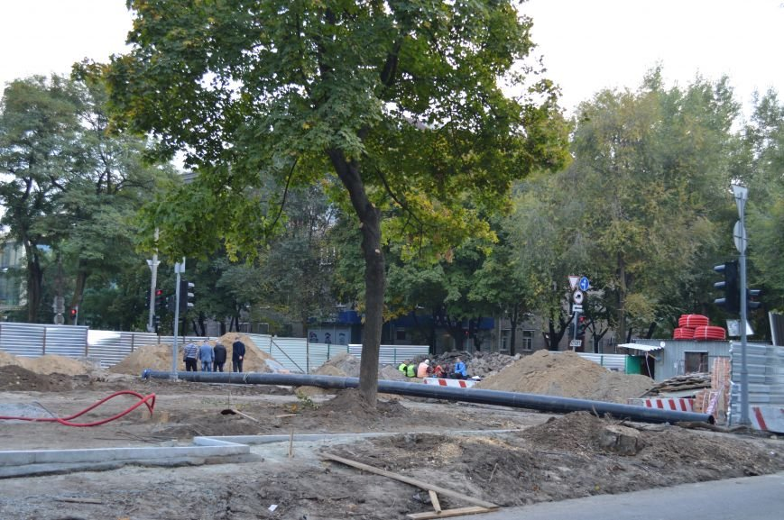 Реконструкция проспекта Маяковского: что уже сделали, - ФОТОРЕПОРТАЖ, фото-9