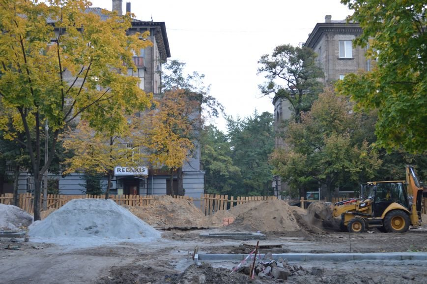 Реконструкция проспекта Маяковского: что уже сделали, - ФОТОРЕПОРТАЖ, фото-7