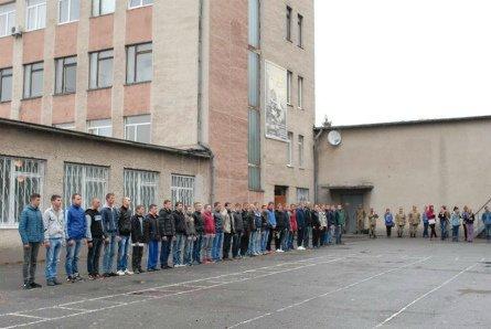 Як у Тернополі відправляли юнаків до війська? (фото), фото-2