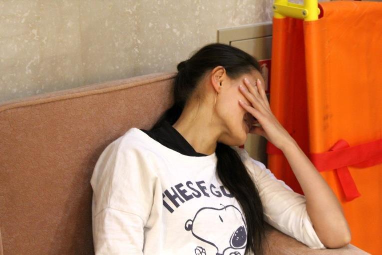 В Южно-Сахалинске спасали «жертву» учебного пожара в гостинице., фото-3