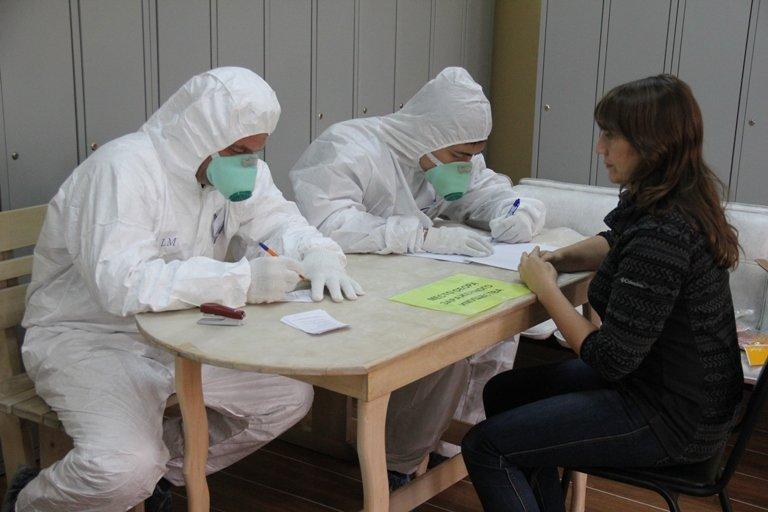 В Сахалинской области продолжается Всероссийская тренировка по гражданской обороне, фото-1