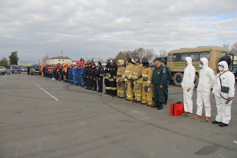 В Сахалинской области продолжается Всероссийская тренировка по гражданской обороне, фото-2