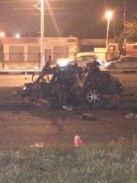 В аварии на проспекте Гагарина погибли четыре человека (ФОТО +18), фото-1