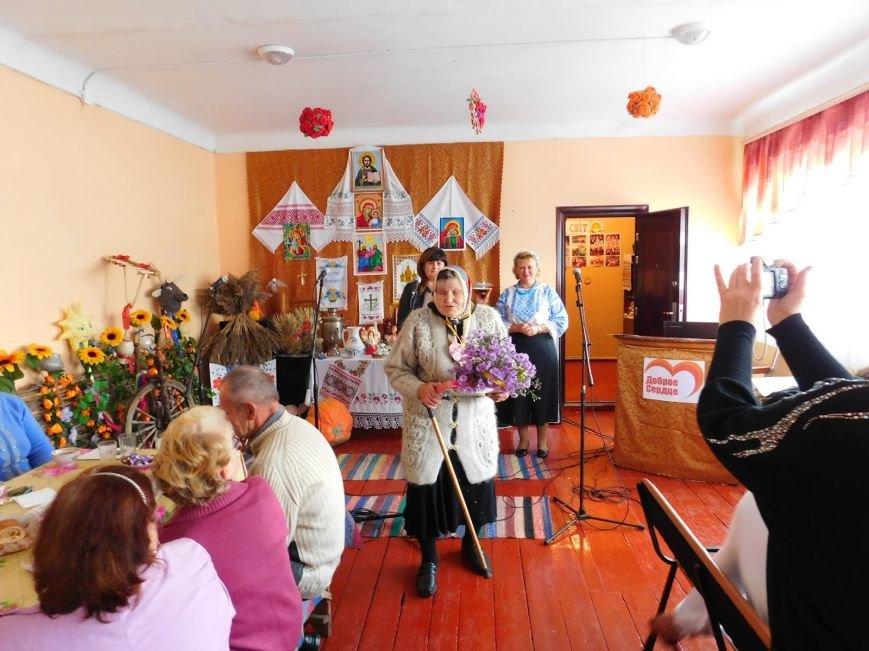 В Шевченковском сельском клубе преобразилась сцена, фото-2