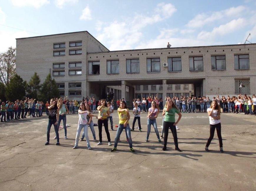 Северодонецкие школьники приняли участие в танцевальном батле (фото), фото-2