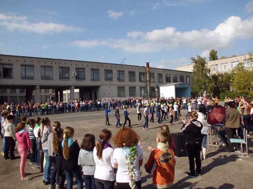 Северодонецкие школьники приняли участие в танцевальном батле (фото), фото-3