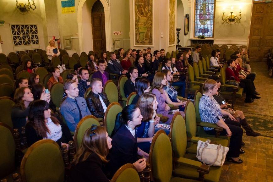 Студенты из Донбасса приняли участие в необычном мастер-классе в органном зале Днепра (ФОТО), фото-1