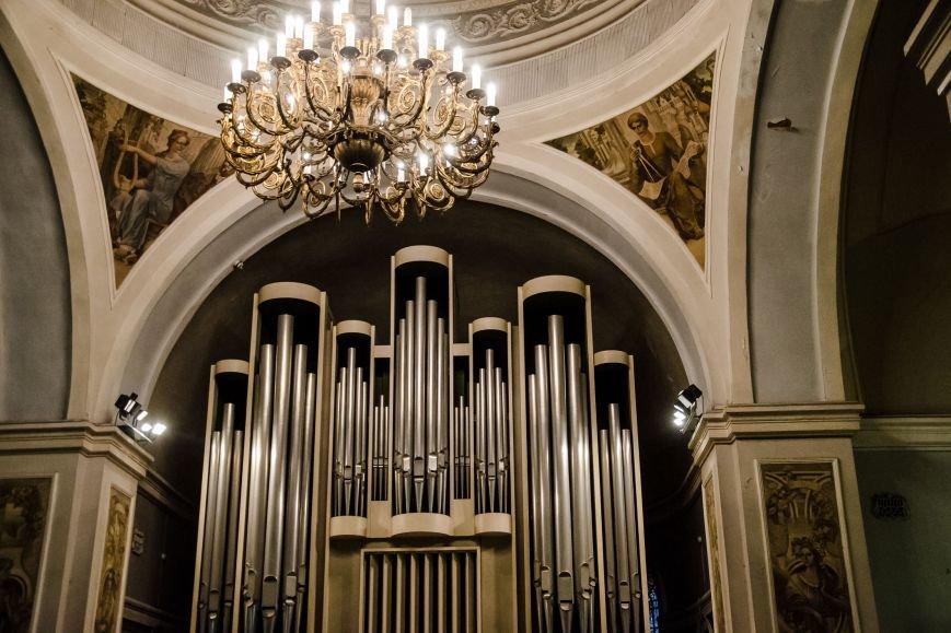 Студенты из Донбасса приняли участие в необычном мастер-классе в органном зале Днепра (ФОТО), фото-12