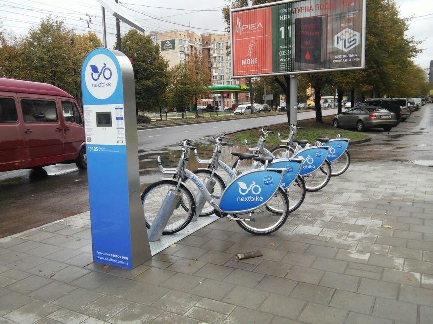 У Львові встановили нові станції велопрокату: на яких вулицях (ФОТО), фото-5