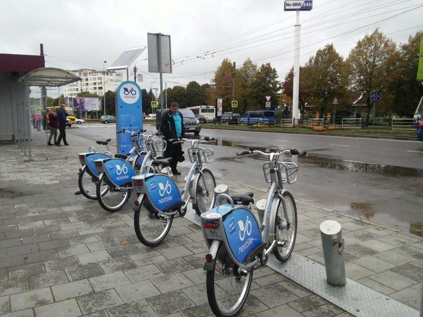 У Львові встановили нові станції велопрокату: на яких вулицях (ФОТО), фото-1