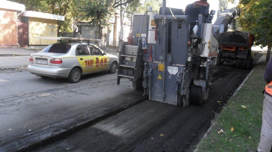 В Крюкове ремонтируют дороги: капитальный и поточный ремонт, а также грейдирование (ФОТО), фото-5