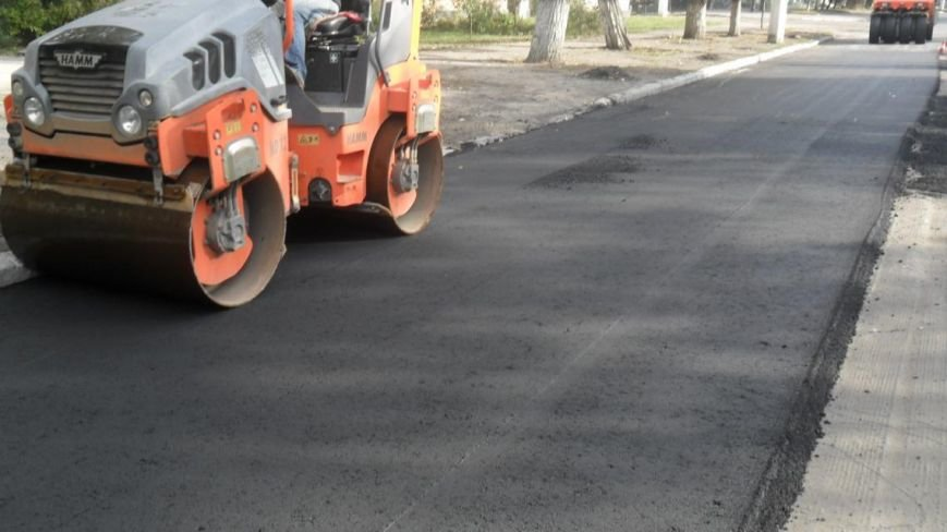 В Крюкове ремонтируют дороги: капитальный и поточный ремонт, а также грейдирование (ФОТО), фото-7