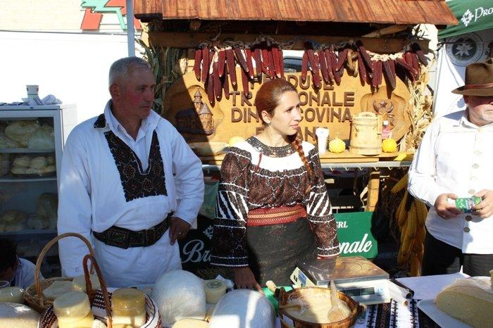 У  Сучаві пройшла  виставка-ярмарок «Вироблено на Буковині» (ФОТО), фото-4