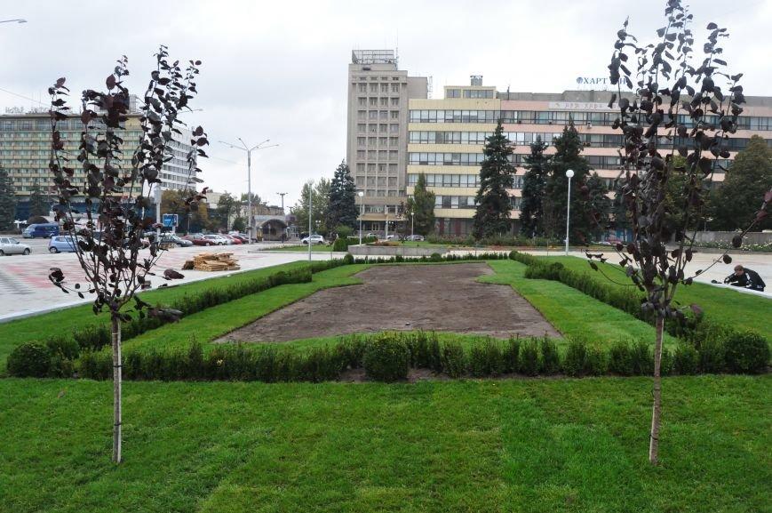 В Запорожье почти закончили реконструкцию Майдана Героев, - ФОТОРЕПОРТАЖ, фото-9