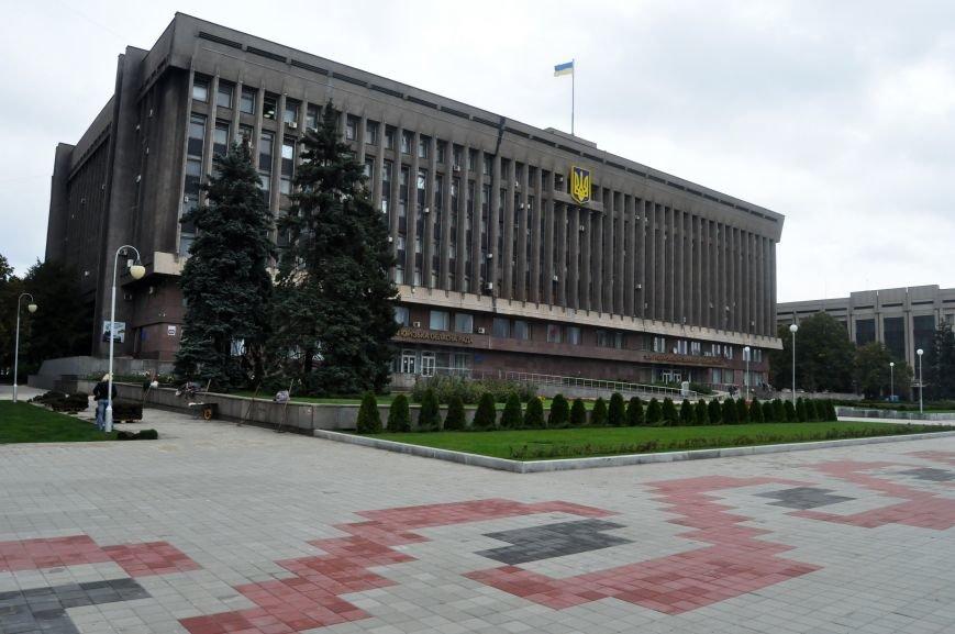 В Запорожье почти закончили реконструкцию Майдана Героев, - ФОТОРЕПОРТАЖ, фото-4