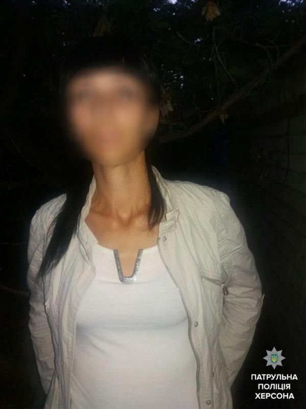 В Херсоне патрульные приехали на кражу, а задержали девушку с наркотиками, фото-1
