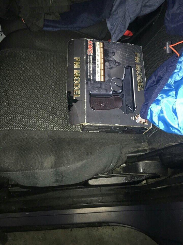 Львівські прикордонники виявили буковинця зі зброєю (ФОТО), фото-2