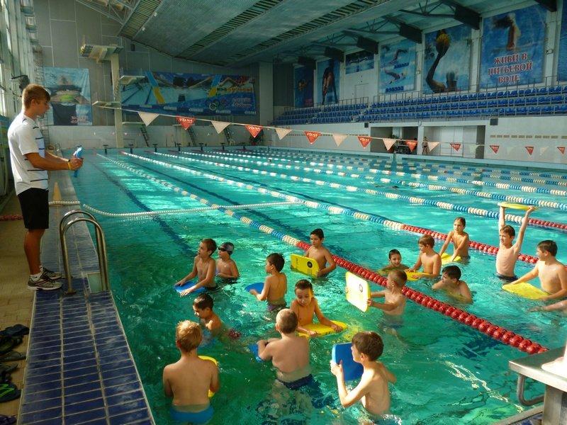 В Каменском школьников бесплатно научат плавать, фото-2