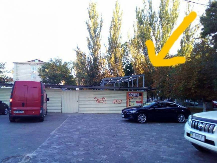 В Херсоне парадокс: нежилые помещения превращают в жилые там, где нельзя строить вообще (ФОТО), фото-1