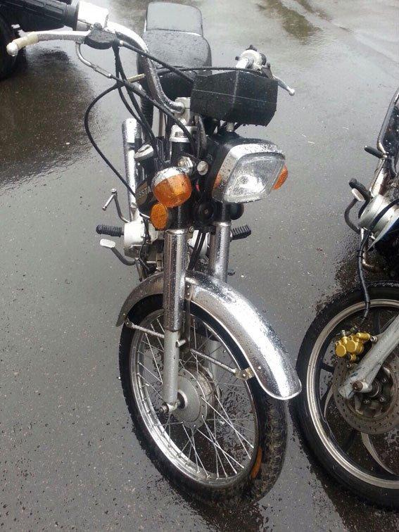 В Кременчуге задержан серийный угонщик мопедов (ФОТО), фото-2