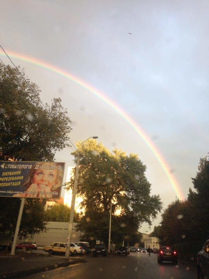 Невероятные фото после дождя в Днепре, фото-4