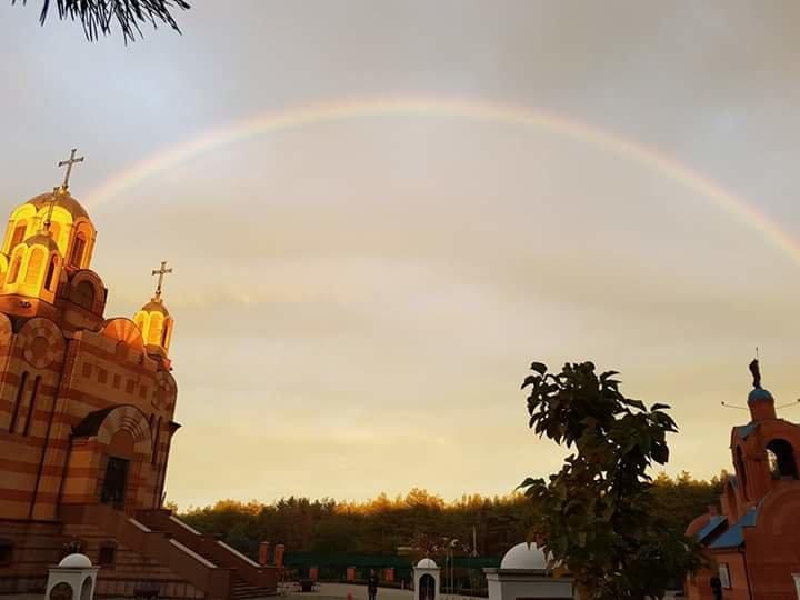 Невероятные фото после дождя в Днепре, фото-11