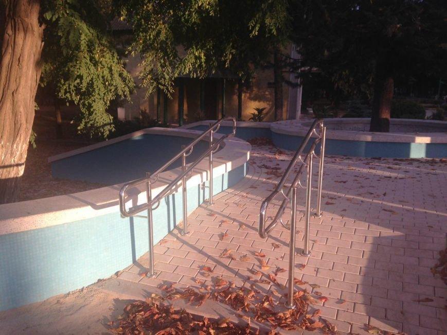 В Симферополе завершили реконструкцию центрального входа в Детский парк (ФОТОФАКТ), фото-10