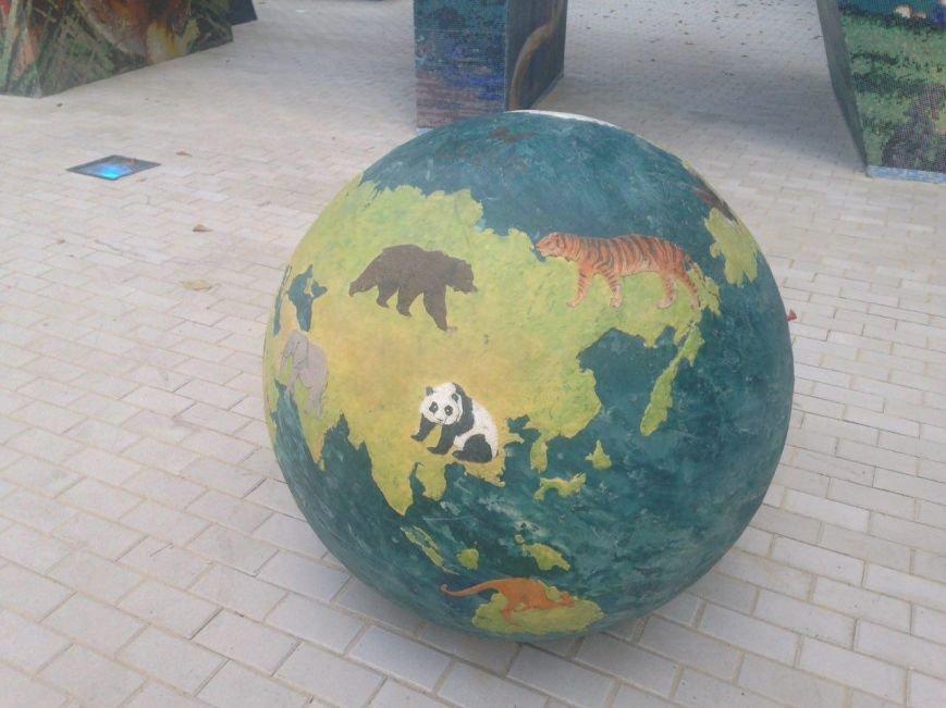 В Симферополе завершили реконструкцию центрального входа в Детский парк (ФОТОФАКТ), фото-5