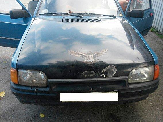 По Павлограду носятся машины с поддельными документами, фото-1