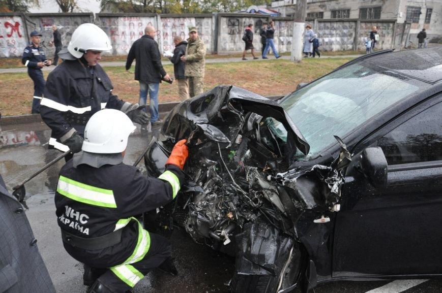 В Кропивницком произошло лобовое ДТП (ФОТО), фото-1