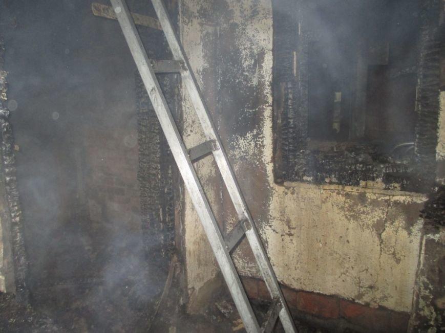 Пожар в Кременчуге: в преддверии зимы 87-летняя старушка осталась без веранды и крыши над головой (ФОТО), фото-4