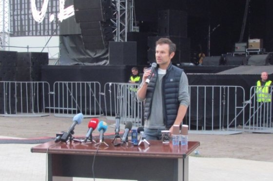 Бахмутчане посетили концерт «Океана Эльзы» в Краматорске, фото-1