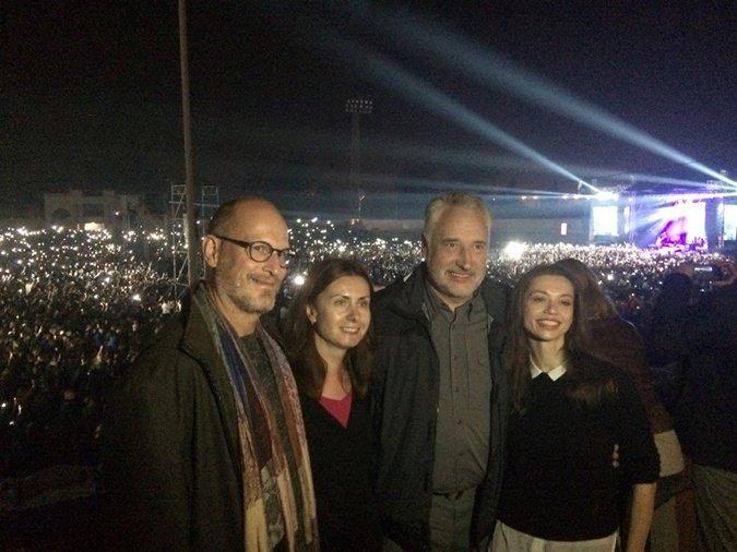 Бахмутчане посетили концерт «Океана Эльзы» в Краматорске, фото-2