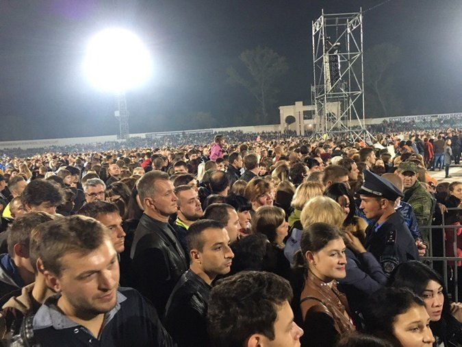 Бахмутчане посетили концерт «Океана Эльзы» в Краматорске, фото-4
