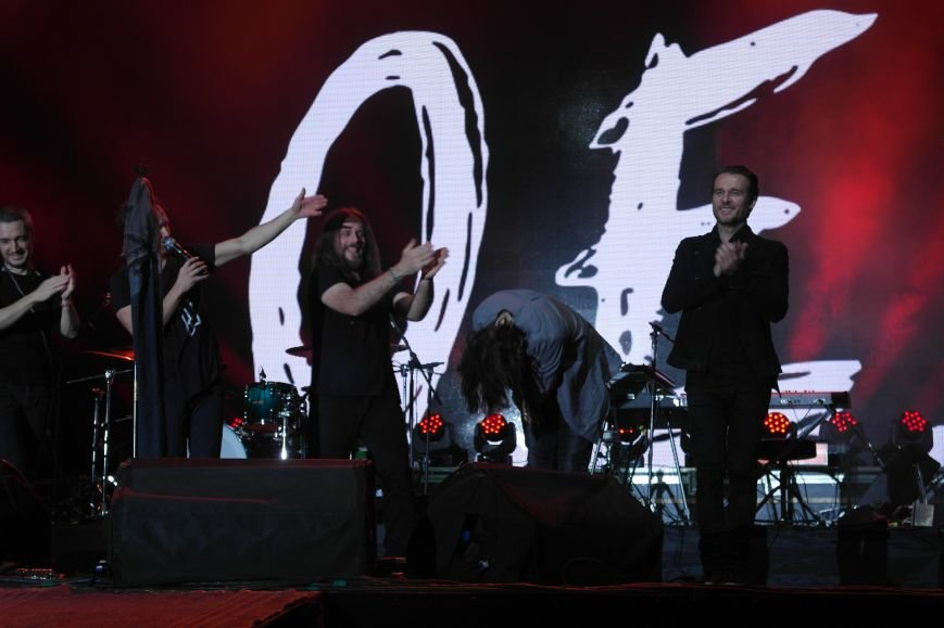 Донбасс накрыло «Океаном» эмоций и драйва: в Краматорске прошел исторический концерт «Океан Эльзы», фото-25