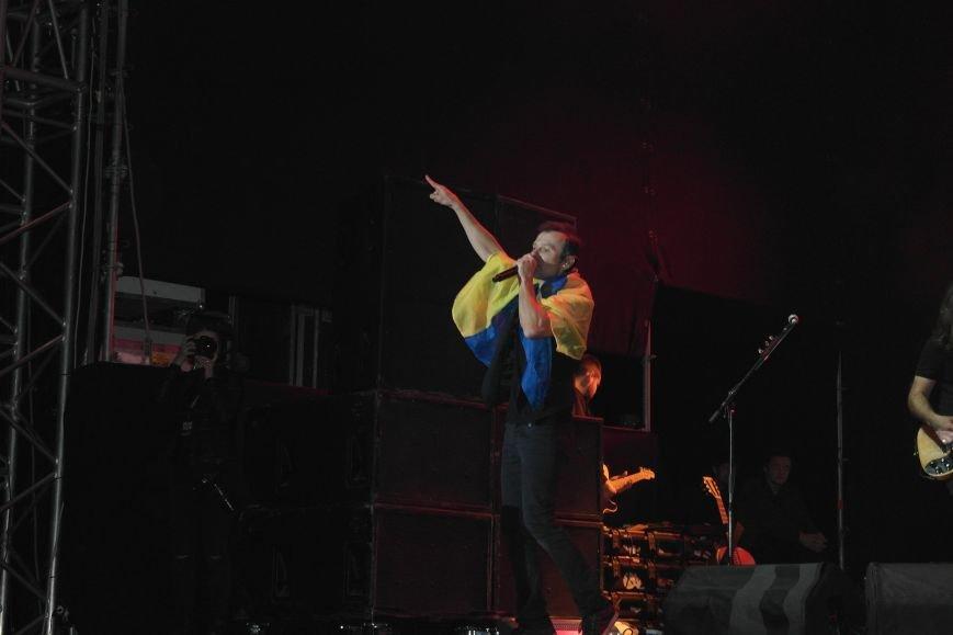 Донбасс накрыло «Океаном» эмоций и драйва: в Краматорске прошел исторический концерт «Океан Эльзы», фото-10