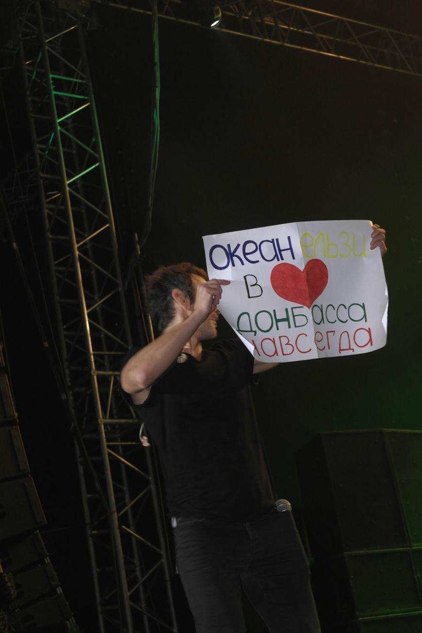 Донбасс накрыло «Океаном» эмоций и драйва: в Краматорске прошел исторический концерт «Океан Эльзы», фото-21