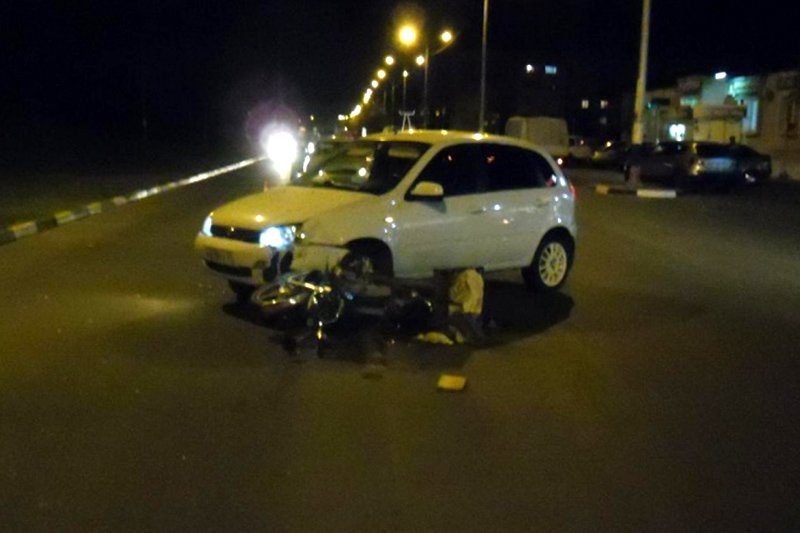 В Белгородской области за сутки в ДТП погибли четыре человека, фото-1