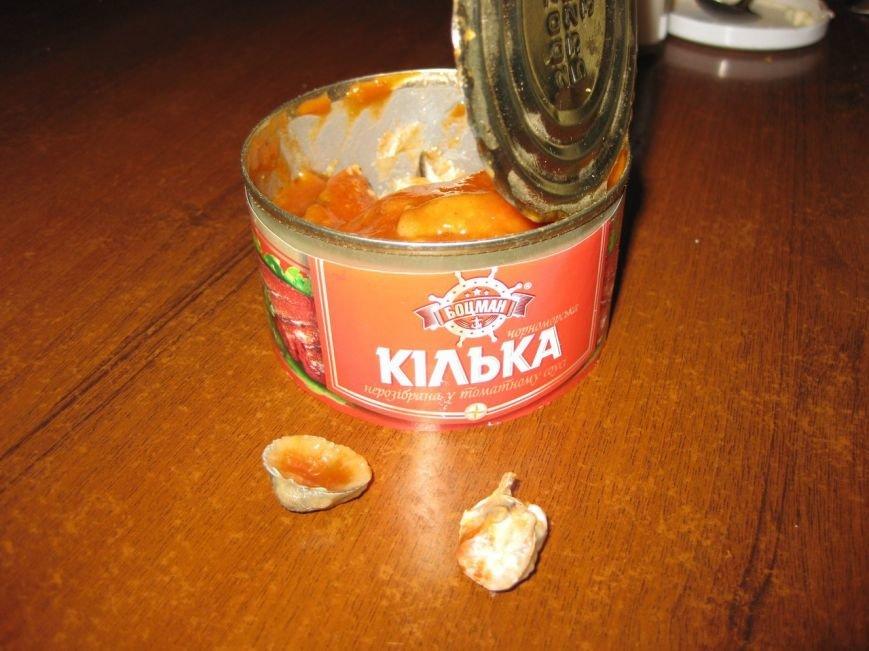 В Запорожской области в банке с консервами нашли ракушки, - ФОТОФАКТ, фото-3