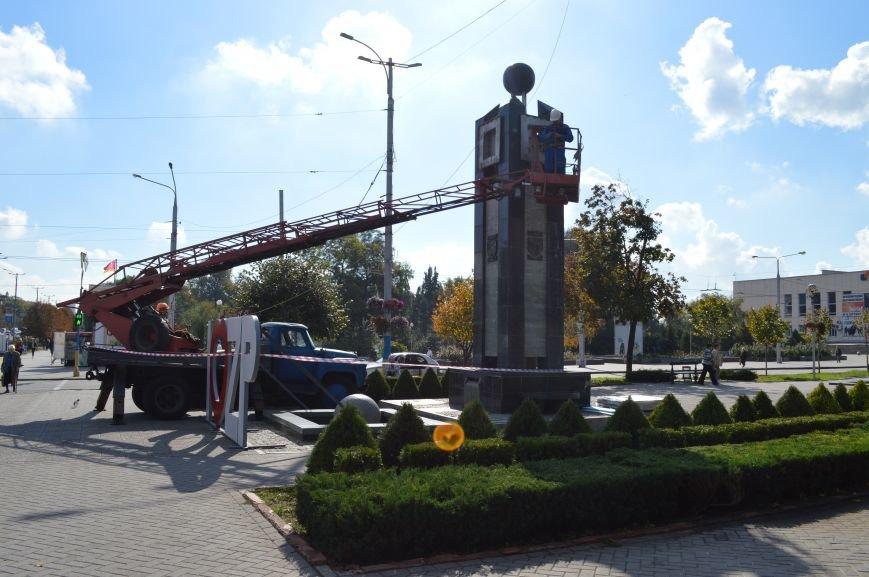 Как будут выглядеть Часы влюбленных на бульваре Шевченко, - ФОТО, фото-6