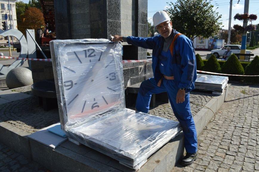 Как будут выглядеть Часы влюбленных на бульваре Шевченко, - ФОТО, фото-10