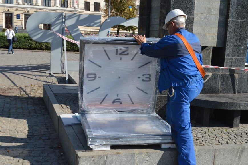 Как будут выглядеть Часы влюбленных на бульваре Шевченко, - ФОТО, фото-4