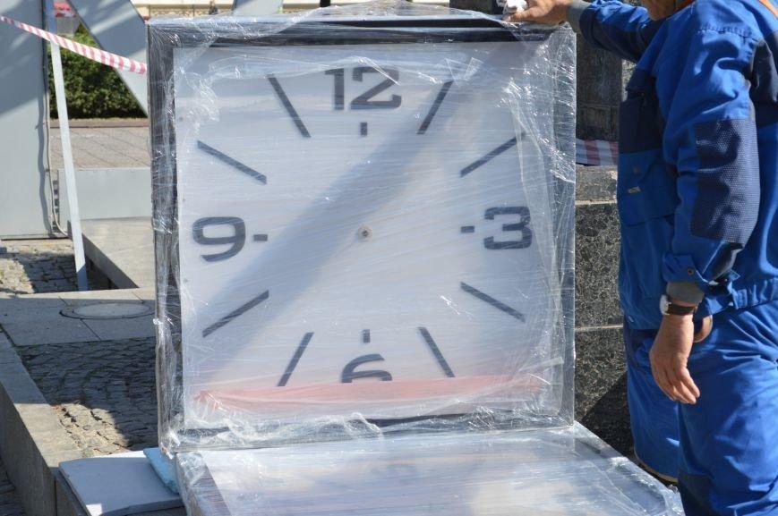 Как будут выглядеть Часы влюбленных на бульваре Шевченко, - ФОТО, фото-5