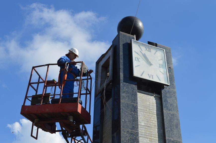 Как будут выглядеть Часы влюбленных на бульваре Шевченко, - ФОТО, фото-9